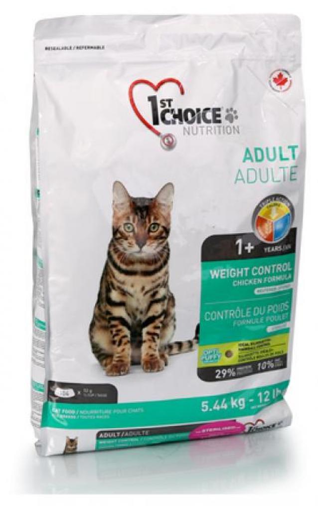 1st CHOICE корм для кастр и стерил кошек Контроль веса, 0,1 кг