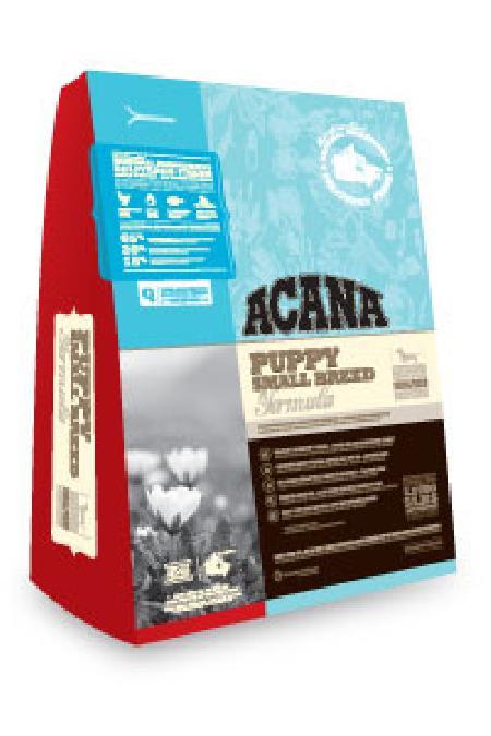 Acana Heritage корм для щенков малых пород, беззерновой, цыпленок 2 кг, 16001001