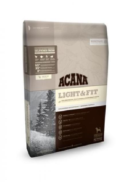 Acana Heritage корм для взрослых собак всех пород, контроль веса, беззерновой 2 кг