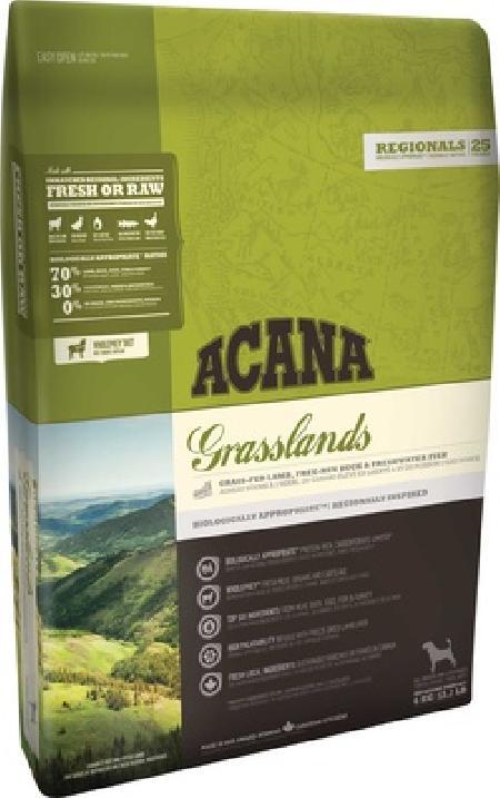 Acana Regionals корм для взрослых собак всех пород, беззерновой, ягненок 2 кг, 28001001