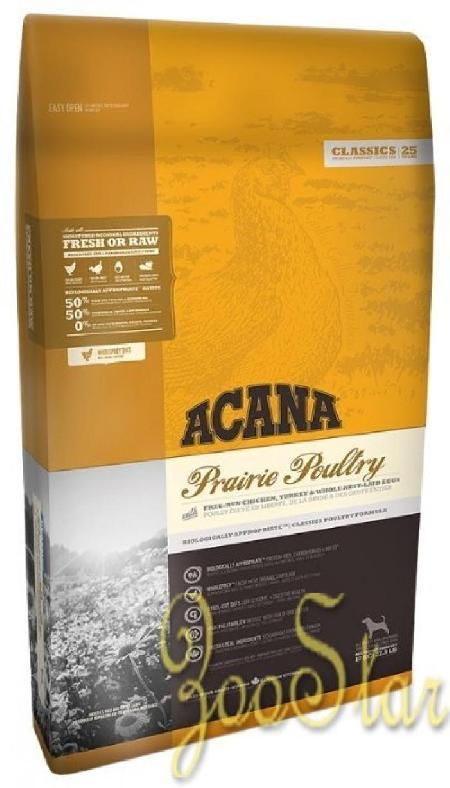 Acana Classics корм для взрослых собак всех пород, беззерновой, цыпленок 340 гр