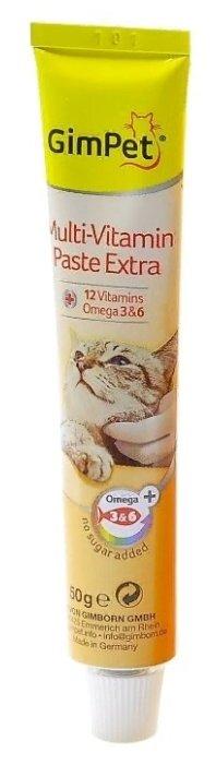 Gimpet витаминизированное лакомство, с кошачьей мятой 50 гр