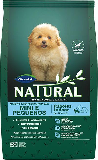 GUABI NATURAL сухой корм для собак мелких пород 1 кг ЦыпРис.