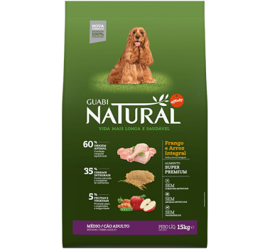 [96882] GUABI NATURAL сухой корм д/щенков мелких пород 1 кг Цып/Рис., 96882