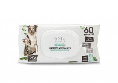 Anju Beaute ВИА Очищающие салфетки (Cleaning wipes) ABN23, 0,32 кг, 35928