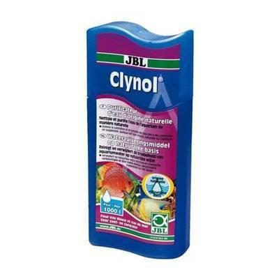 [282.2519200]  JBL Clynol - Кондиционер для очистки пресной и морской акв. воды 500 мл на 2000 л
