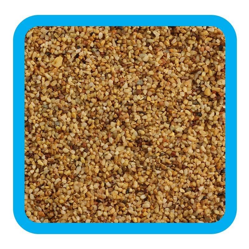 20203B Грунт Laguna 2кг натуральный светло-коричневый меланж, 2-4мм