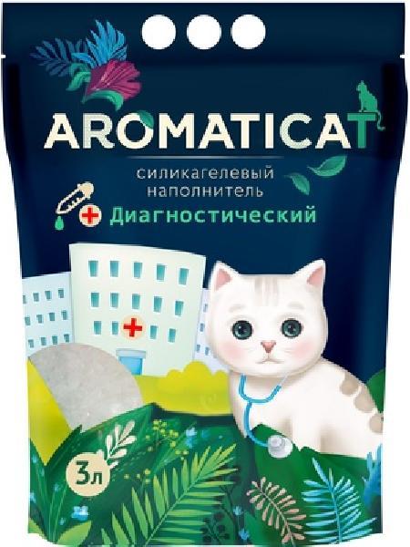 AromatiCat Силикагелевый наполнитель Диагностический, 3л, 1,250 кг