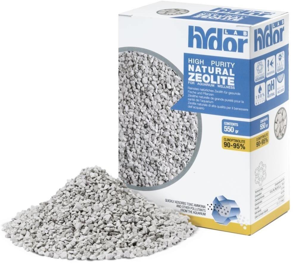 Hydor наполнитель цеолит для химической фильтрации 550 г, D02300