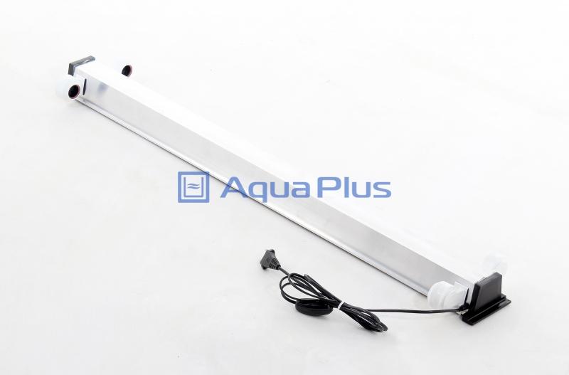 0светительный комплект для аквариума AquaPlus LUX 800, под лампы Т8 2*18Вт (без ламп), 159479