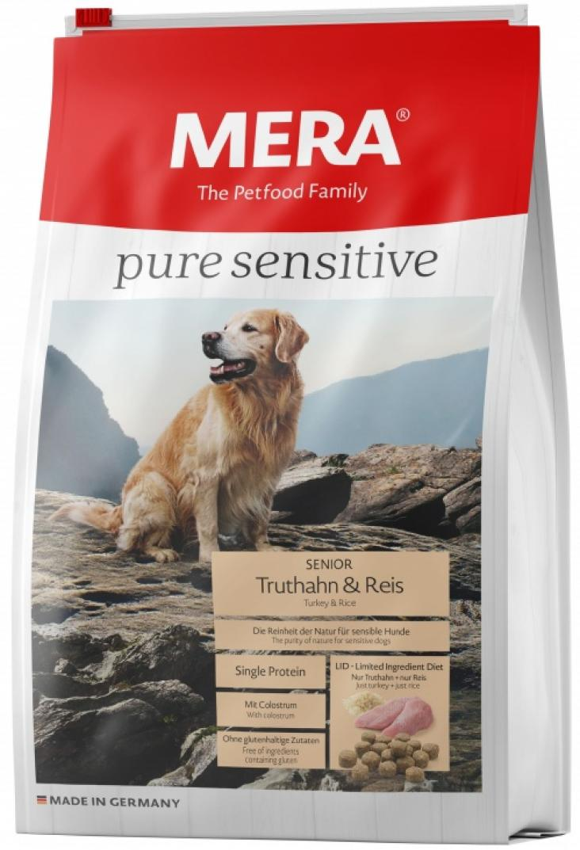 Сухой корм ТМ «Наш рацион» для взрослых собак с индейкой, 3 кг