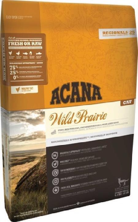 Acana корм для кошек всех пород и возрастов, беззерновой, птица 1,8 кг