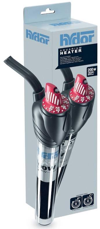Hydor AQUARIUM HEATER THEO 200Вт терморегулятор для аквариумов 100-200 л, T11300