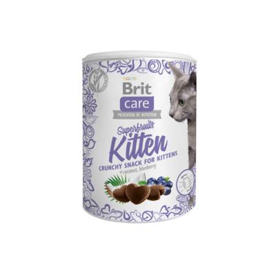 Brit Лакомство для котят Care (Superfruits Kitten) 521425, 0,100 кг