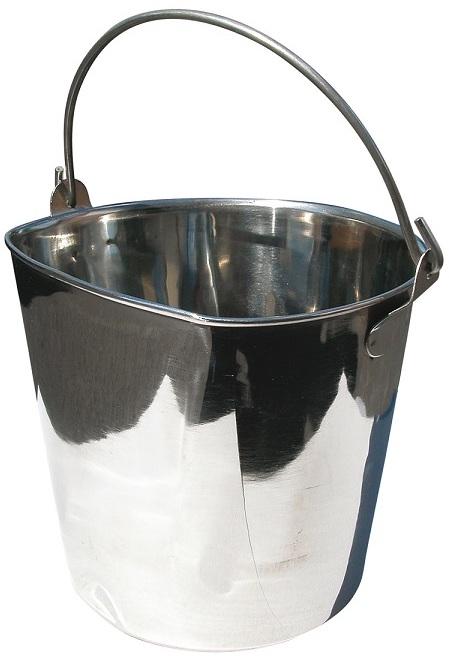 SHOW TECH ведро из нержавеющей стали 3,8 л