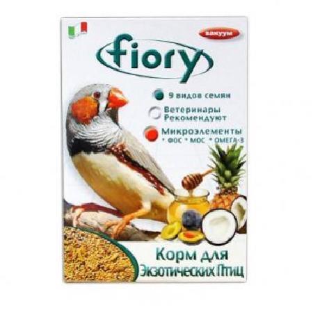 Fiory Esotici корм для экзотических птиц 400 гр