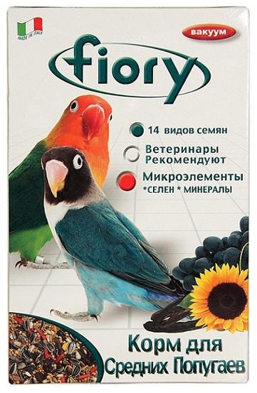 Fiory Big-Block био-камень для птиц, с селеном 55 гр