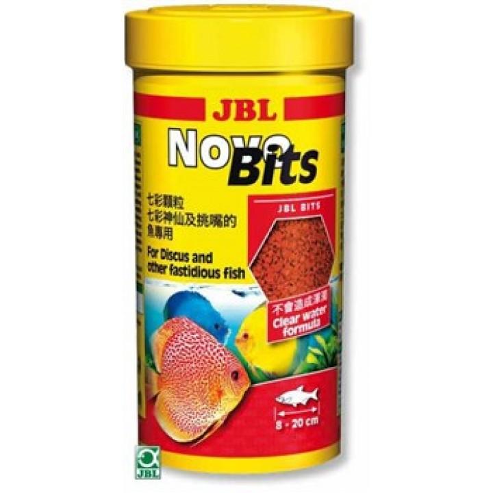 JBL Гранулы для дискусов и др. привередливых тропических рыб, 250 мл (110 г)