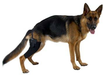 Kruuse Rehab протектор на левое колено S, 279851