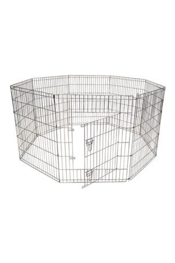 Papillon ВИА Клетка - загон для щенков, 80*100см (Puppy cage 8 panels) 150465, 15,300 кг, 15249