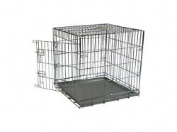 Papillon ВИА Клетка металлическая с 1 дверкой, 76*54*61см (Wire cage 1 door) 150176, 11,150 кг, 15239