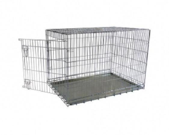 Papillon ВИА Клетка металлическая с 1 дверкой, 87*58*67см (Wire cage 1 door) 150187, 14,330 кг, 15240