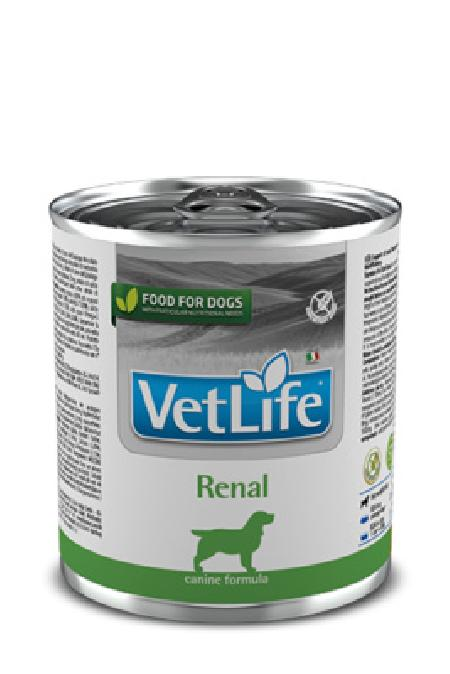 FARMINA вет.корма Консервы для собак при почечной недостаточности VET LIFE 10856, 0,300 кг