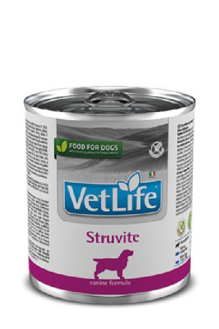 FARMINA вет.корма Консервы для собак при МКБ  струвитного типа  VET LIFE 10857, 0,300 кг
