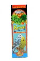 Катрин 2105 Палочки д/волнистых попугаев Морская Капуста 2шт, 15238