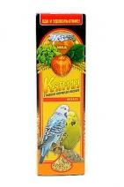 Катрин 2106 Палочки д/волнистых попугаев Яблоко 2шт, 15240