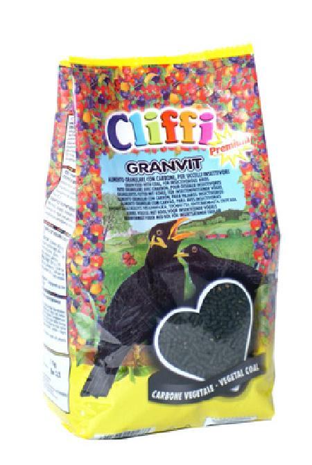 Cliffi (Италия) Корм для Насекомоядных птиц (Granvit) PCOA306, 1,000 кг