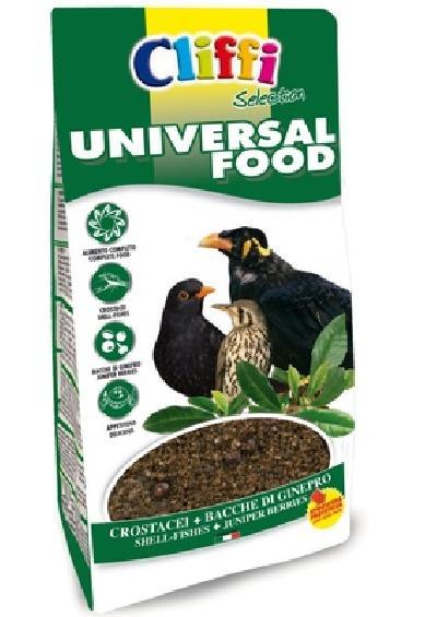 Cliffi (Италия) Универсальный корм для Насекомоядных птиц (Universal Food) PCOA309, 1,000 кг