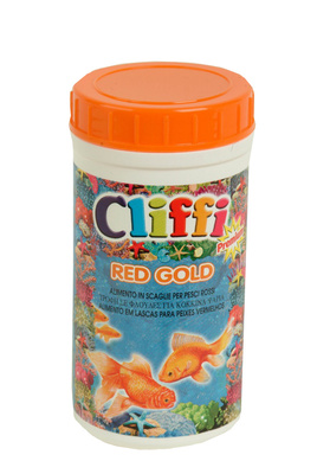 Cliffi (Италия) Для золотых рыб 1000мл (Red Gold) PCAA103, 0,180 кг