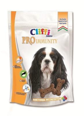 Cliffi (Италия) Лакомство для собак Иммунитет (Pro immunity snack) PCAT233, 0,100 кг, 15560