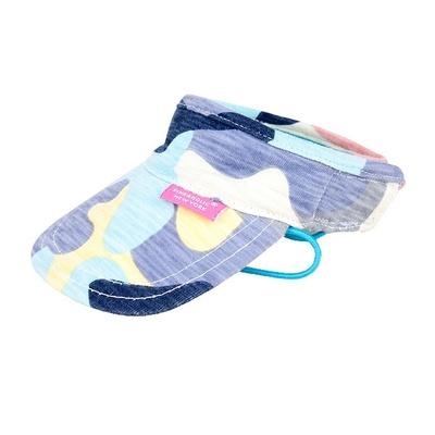 Pinkaholic ВИА Кепка на резинке Камуфляж, бирюзовый, размер L (DELTA CAP/AQUA/L) NAQA-CP7210-AQ-L, 0,080 кг
