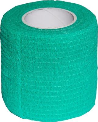 Luxsan Бинт самофиксирующийся 5см х 450см Зеленый, 0,021 кг