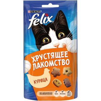 Felix Хрустящее лакомство Курица (12393617), 0,060 кг