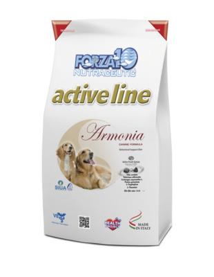 Forza 10 корм для взрослых собак всех пород, от стресса, рыба 4 кг