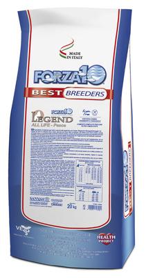 Forza 10 корм для взрослых собак всех пород, беззерновой, рыба 20 кг