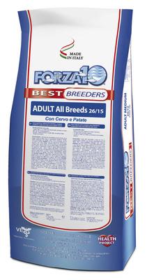 Forza 10 корм для взрослых собак всех пород, оленина и картофель 20 кг