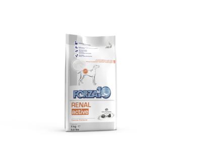 Forza10 Диетический корм для взрослых собак для поддержания функции почек и сердечно-сосудистой системы 0913004, 4,000 кг