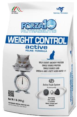 Forza 10 корм для взрослых кошек всех пород при сахарном диабете, рыба 454 гр