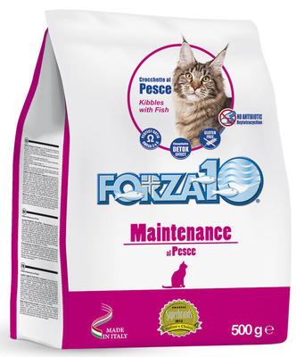 Forza 10 корм для взрослых кошек всех пород, рыба 10 кг