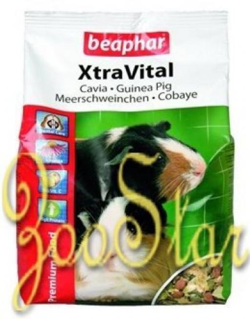 Беафар 16143 Xtra Vital Корм дморских свинок 1кг