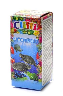 Cliffi (Италия) Капли для глаз черепах (Occhibelli) PCAS402 //, 0,025 кг, 40410