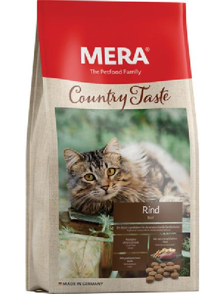MERA ВИА Беззерновой корм для взрослых кошек (холистик) с говядиной (Country Taste Rind) , 1,500 кг, 38050