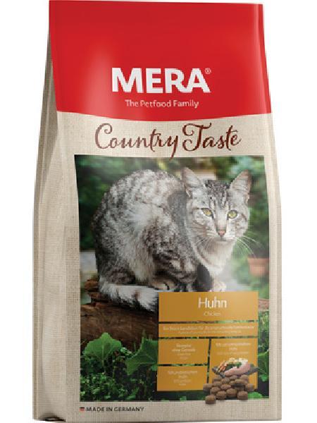 MERA ВИА Беззерновой корм для взрослых кошек (холистик) с курицей (Country Taste Huhn) , 1,500 кг, 38044