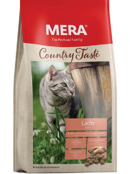 MERA ВИА Беззерновой корм для взрослых кошек (холистик) с лососем (Country Taste Lachs) , 0,400 кг, 38047