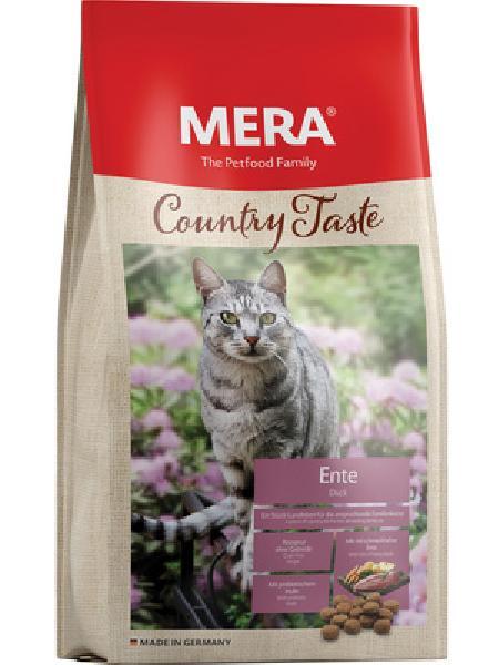 MERA ВИА Беззерновой корм для взрослых кошек (холистик) с уткой (Country Taste Ente) , 0,400 кг, 38041