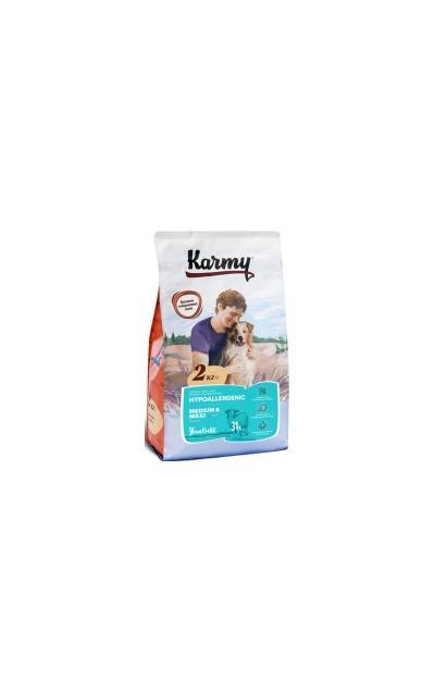 Karmy корм для взрослых собак средних и крупных пород, гипоаллергенный, ягненок 2 кг